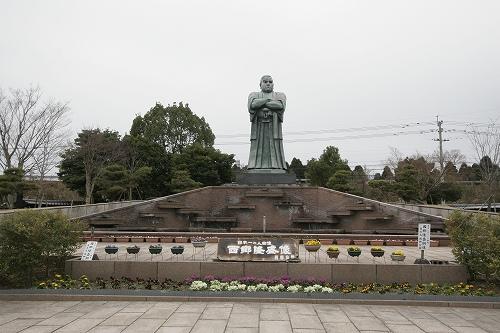 日本一の西郷像